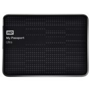 HD WD My Passport Ultra Black 2TB