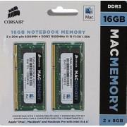 Kit de Memória Corsair Mac 16GB (1600MHz)