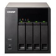 Case QNap TS-412 NAS/Storage para 4 HD´s