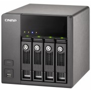 Case QNap TS-410 NAS/Storage para 4 HD´s