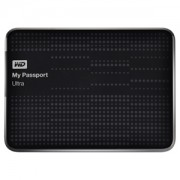 HD WD My Passport Ultra Black 1TB