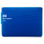HD WD My Passport Ultra Blue 1TB