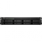 HD + Synology RackStation RS1221+ 8-Bay NAS 32TB