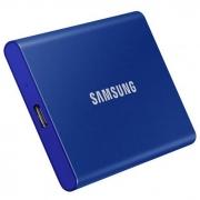 SSD Samsung T7 500GB Azul