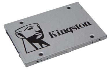SSD Kingston SSDNow UV400 480GB  - Rei dos HDs