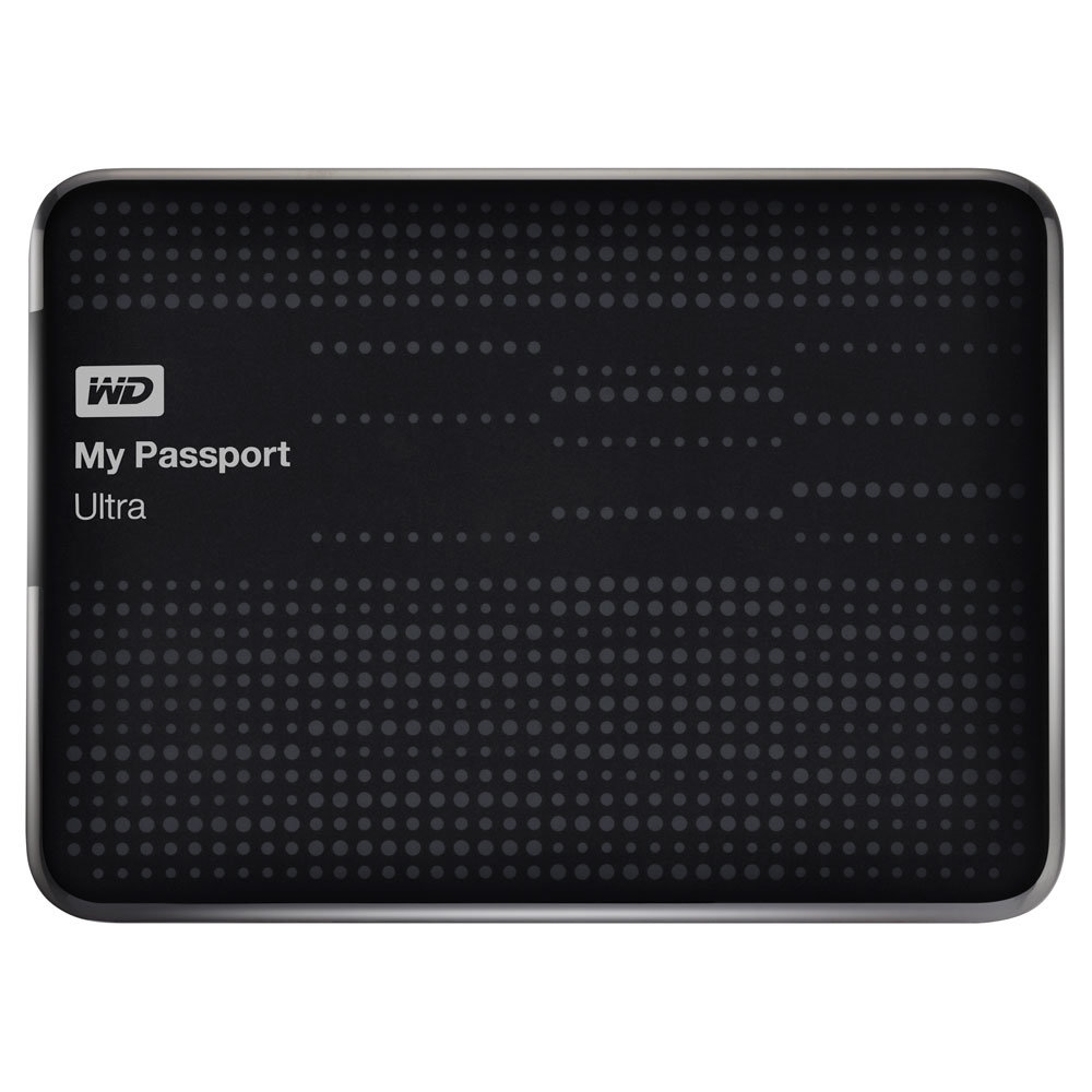 HD WD My Passport Ultra Black 2TB - Rei dos HDs