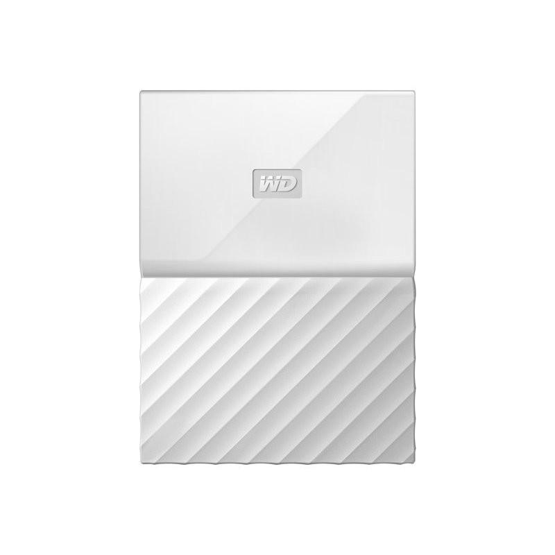 HD WD My Passport Branco 3TB  - Rei dos HDs
