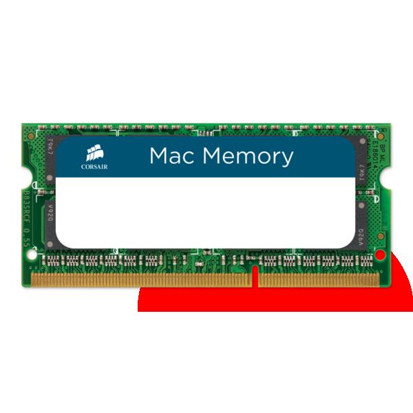 Memória Corsair Mac 8GB (1600MHz)  - Rei dos HDs