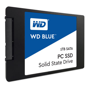 SSD WD Blue 1TB   - Rei dos HDs