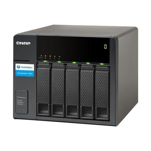 HD + Case QNap TX-500P 30TB  - Rei dos HDs