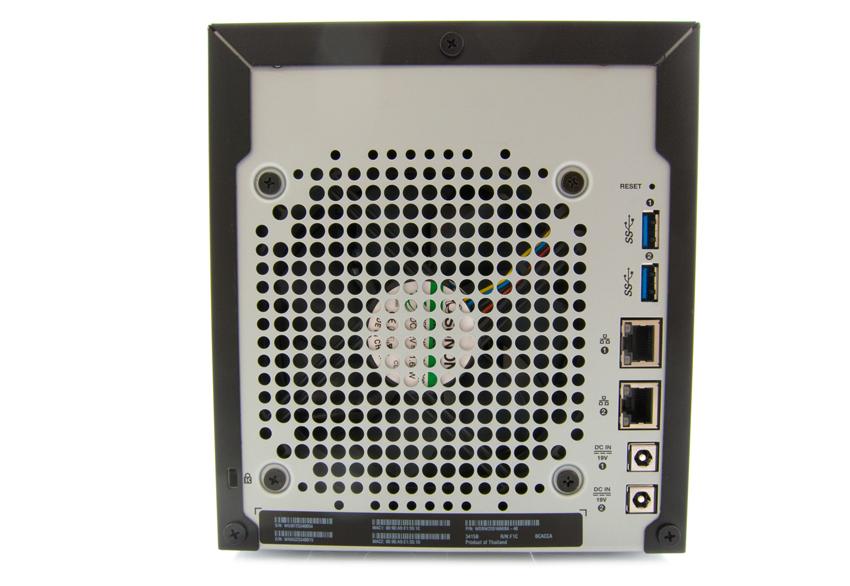 Case WD My Cloud EX4100 0TB  - Rei dos HDs