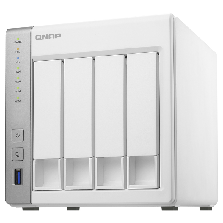 HD + Case QNAP TS-431P 32TB  - Rei dos HDs
