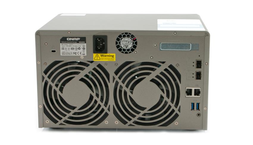 Case QNAP TS-831X 8Bay 0TB  - Rei dos HDs