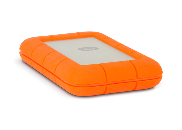 HD LaCie Rugged Thunderbolt 2TB  - Rei dos HDs