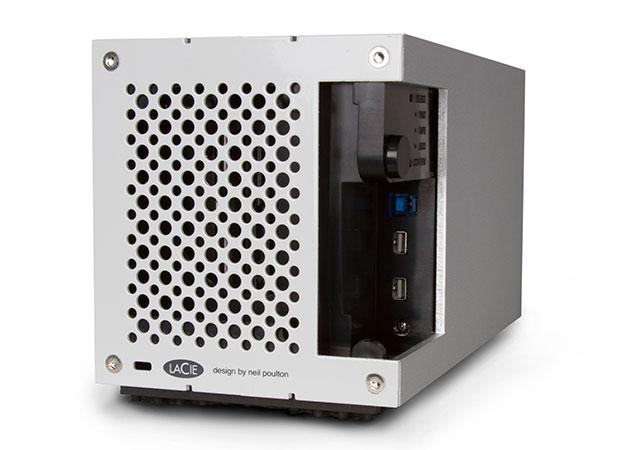 HD Lacie 2Big Thunderbolt 2 8TB  - Rei dos HDs