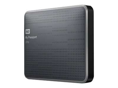 HD WD My Passport Ultra Grey 1TB - Rei dos HDs