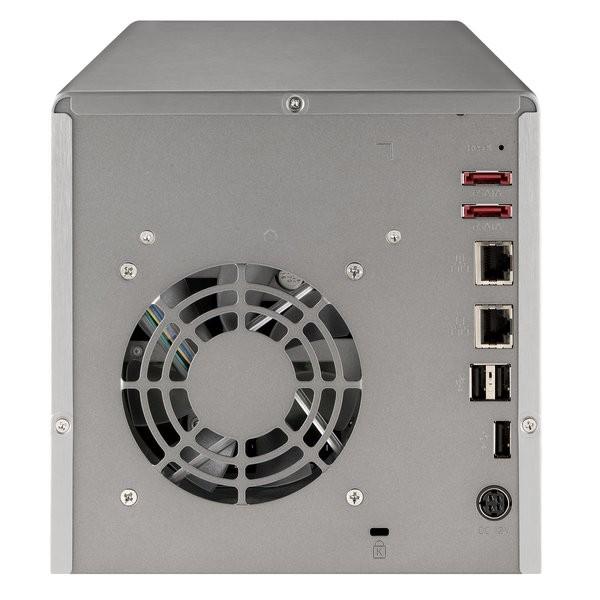 Case QNap TS-412 NAS/Storage para 4 HD´s  - Rei dos HDs
