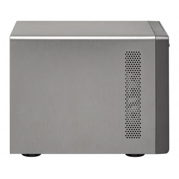 Case QNap TS-410 NAS/Storage para 4 HD´s  - Rei dos HDs