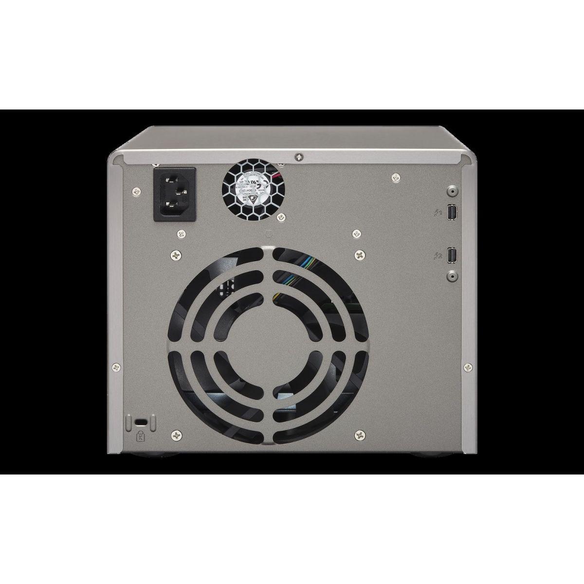 Case QNap TX-500P 0TB  - Rei dos HDs