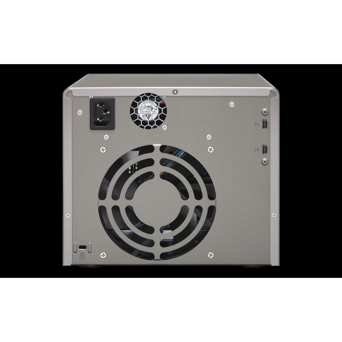HD + Case QNap TX-500P 25TB  - Rei dos HDs
