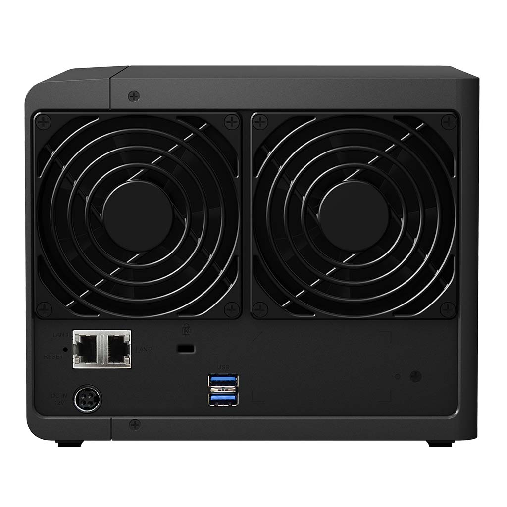 Case Synology DiskStation DS416 0TB  - Rei dos HDs