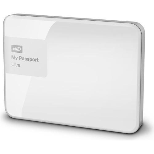 HD WD My Passport Ultra Branco 1TB  - Rei dos HDs