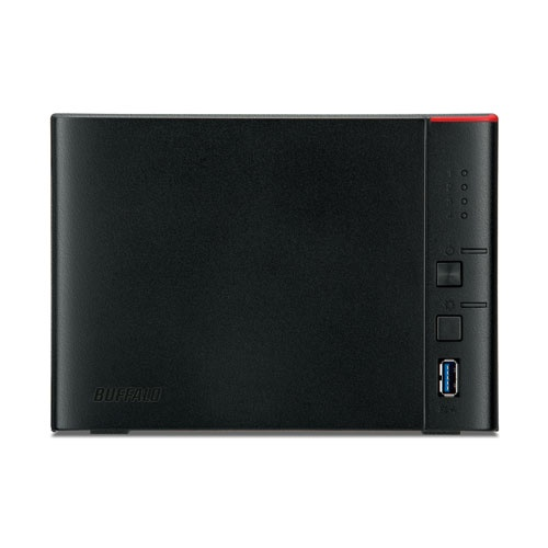 Case Buffalo LinkStation 441e 0TB  - Rei dos HDs