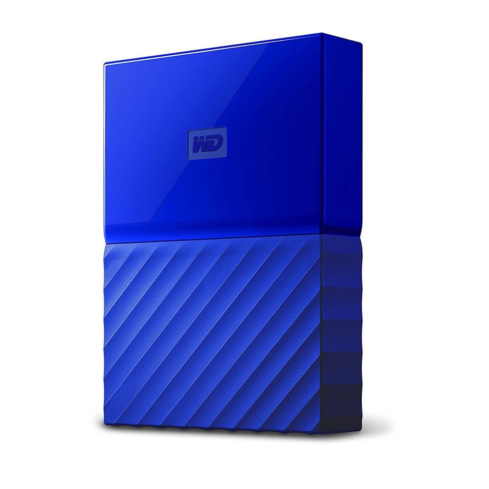 HD WD My Passport Azul 3TB  - Rei dos HDs