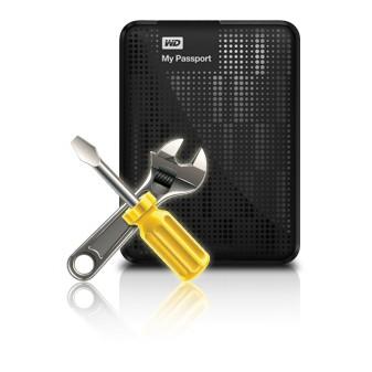 HD WD My Passport 2TB  - Rei dos HDs