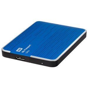 HD WD My Passport Ultra Blue 1TB  - Rei dos HDs