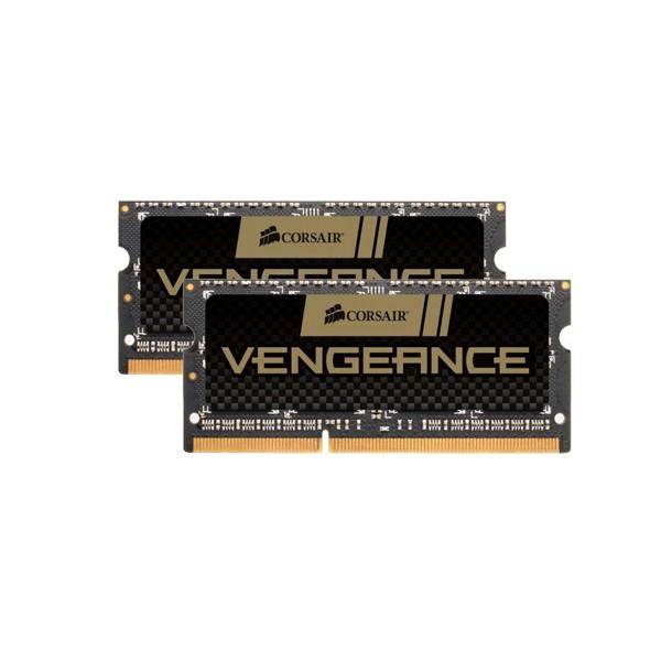 Kit de Memória Corsair Vengeance 16GB (1600MHz)  - Rei dos HDs