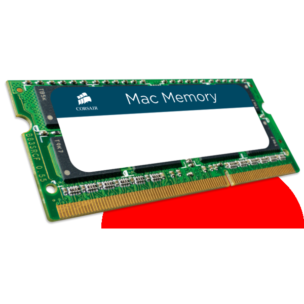 Memória Corsair 8GB (1333MHz)  - Rei dos HDs