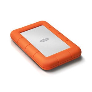 HD LaCie Rugged Mini 1TB  - Rei dos HDs