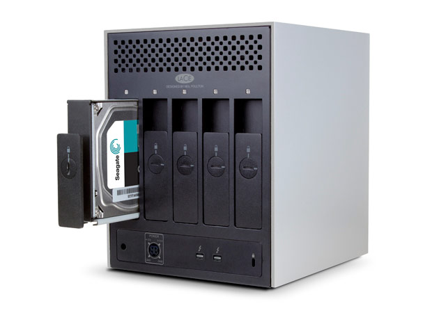 HD Lacie 5Big Thunderbolt 2 20TB  - Rei dos HDs