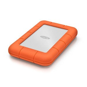 HD LaCie Rugged Mini 2TB  - Rei dos HDs