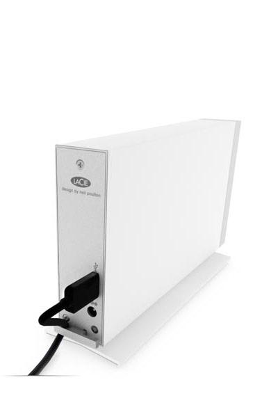 HD LaCie D2 USB 3.0 4TB  - Rei dos HDs