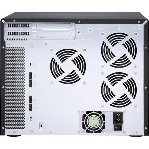 Case Qnap TL-D1600S 0TB  - Rei dos HDs