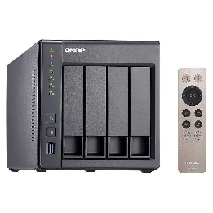 Case QNAP TS-451+ 0TB  - Rei dos HDs