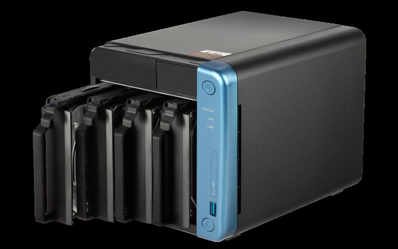 Case QNAP TS-453Be 0TB  - Rei dos HDs