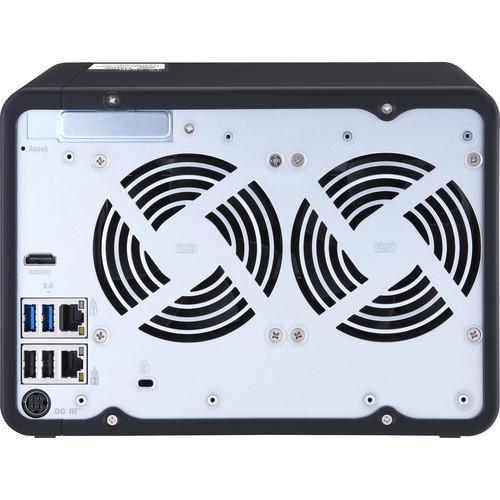 Case Qnap TS-653D 0TB  - Rei dos HDs