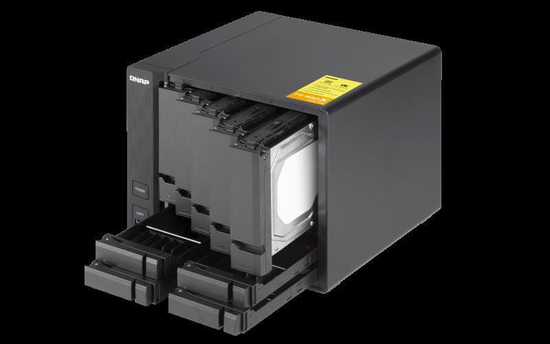 Case QNAP TS-932X 0TB  - Rei dos HDs