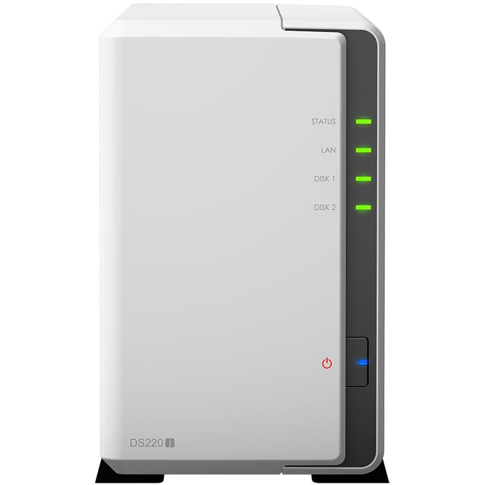 Case Synology DS220J 0TB  - Rei dos HDs
