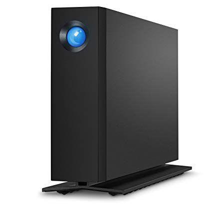 HD LaCie d2 Professional 6TB  - Rei dos HDs