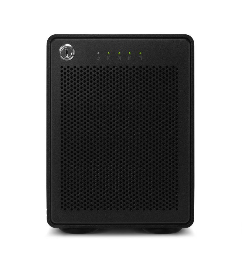 HD + Case OWC ThunderBay 4 Thunderbolt 3 40TB  - Rei dos HDs