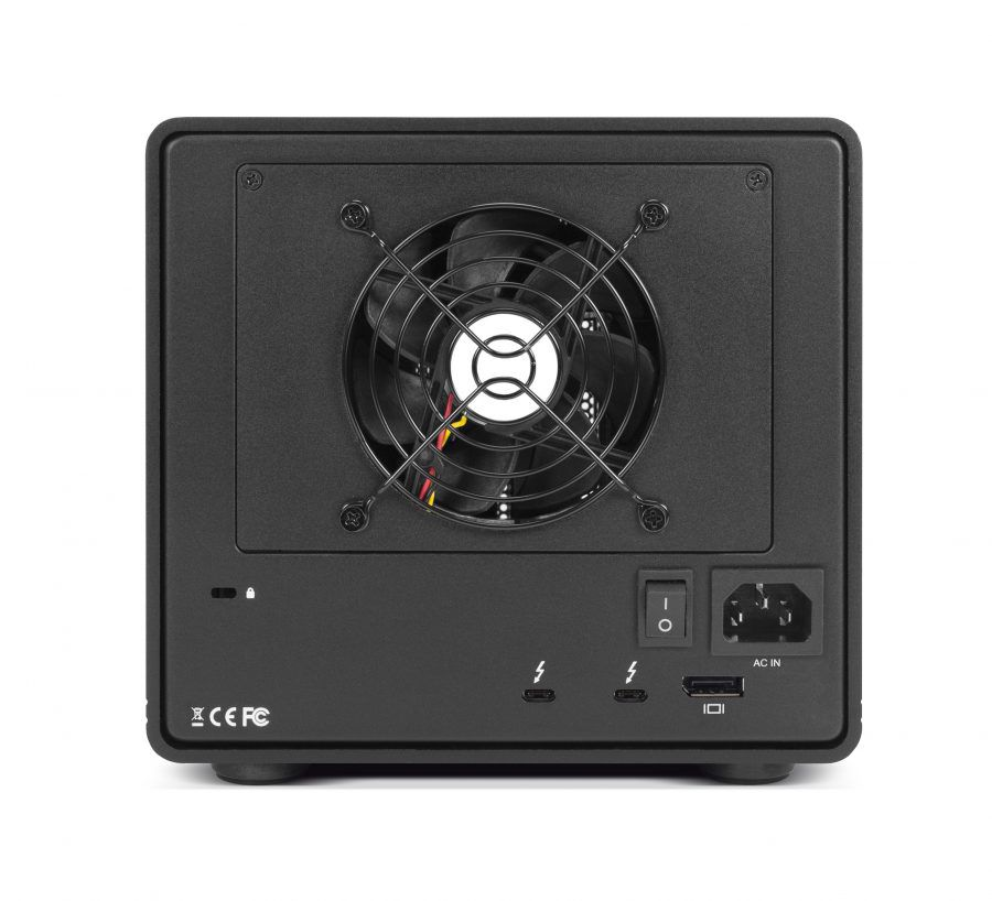HD + Case OWC ThunderBay 6 Thunderbolt 3 36TB  - Rei dos HDs