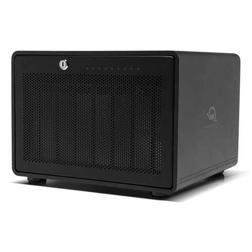 HD + Case OWC ThunderBay 8 Thunderbolt 3 80TB   - Rei dos HDs