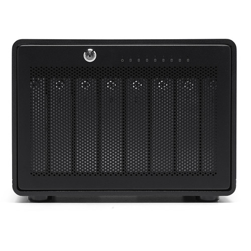 HD + Case OWC ThunderBay 8 Thunderbolt 3 96TB  - Rei dos HDs
