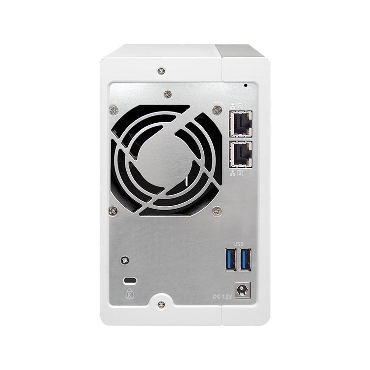 HD + Case QNAP TS-231P 12TB  - Rei dos HDs