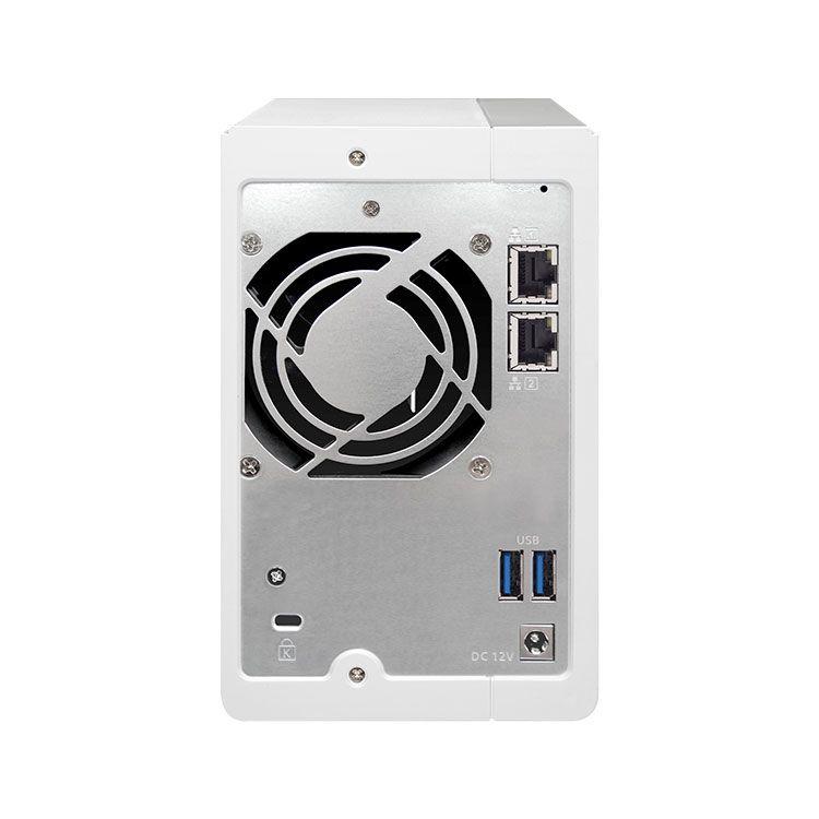 HD + Case QNAP TS-231P 8TB  - Rei dos HDs