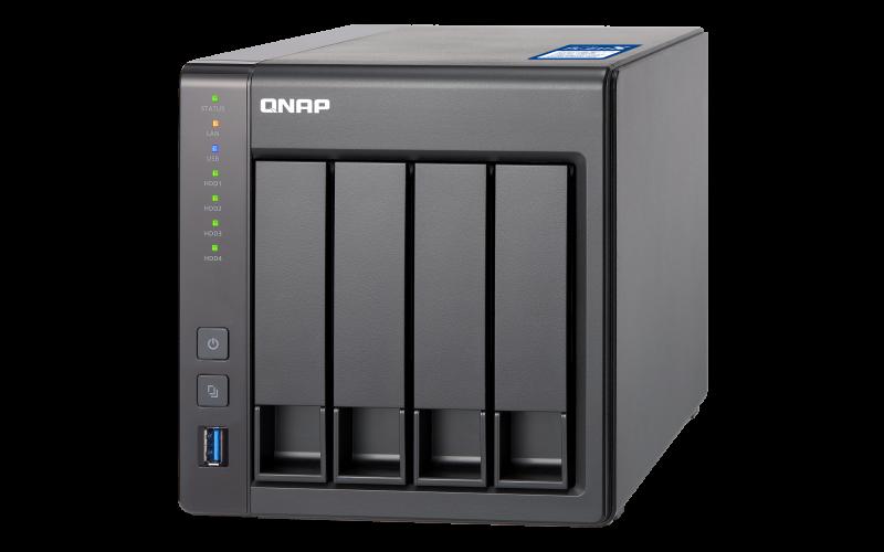 HD + Case QNAP TS-431X 12TB  - Rei dos HDs
